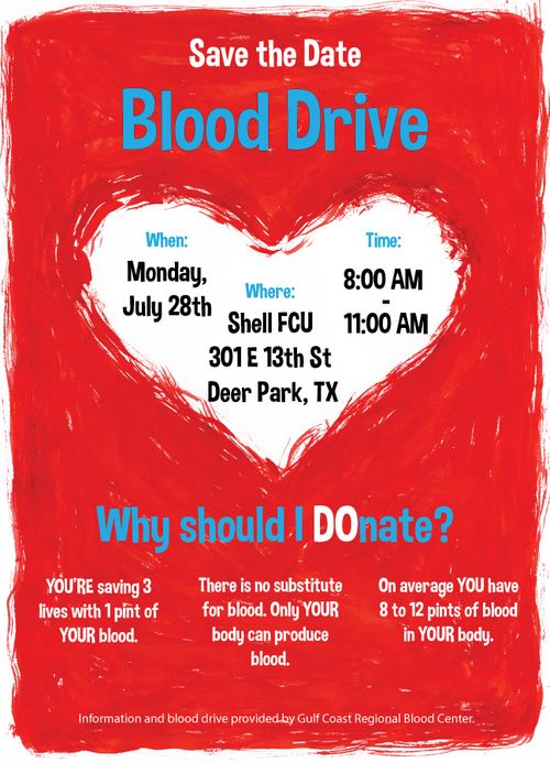 Blood-Drive-Flyer