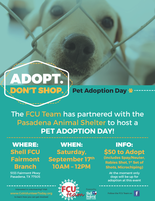 2016Adopt. Don't Shop. Sept17