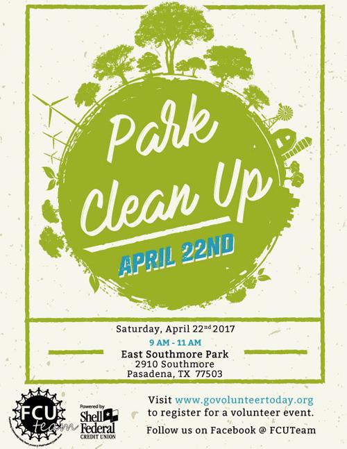 Park Clean Up 4_22