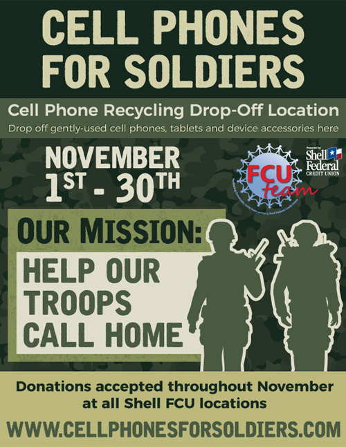 CellPhonesForSoliders17 Website