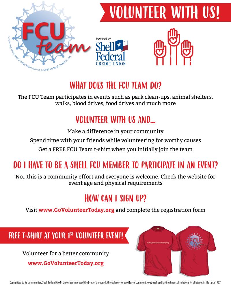 FCU Team Flyer