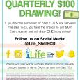 iLife $100 Quarterly Drawing
